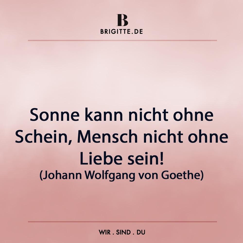 Valentinstag Spruch Zitat Von Goethe