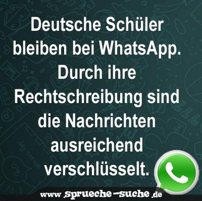 Deutsche Schuler Bleiben Bei Whatsapp Durch Ihre Rechtschreibung Sind Nachrichten Ausreichend Verschlusselt
