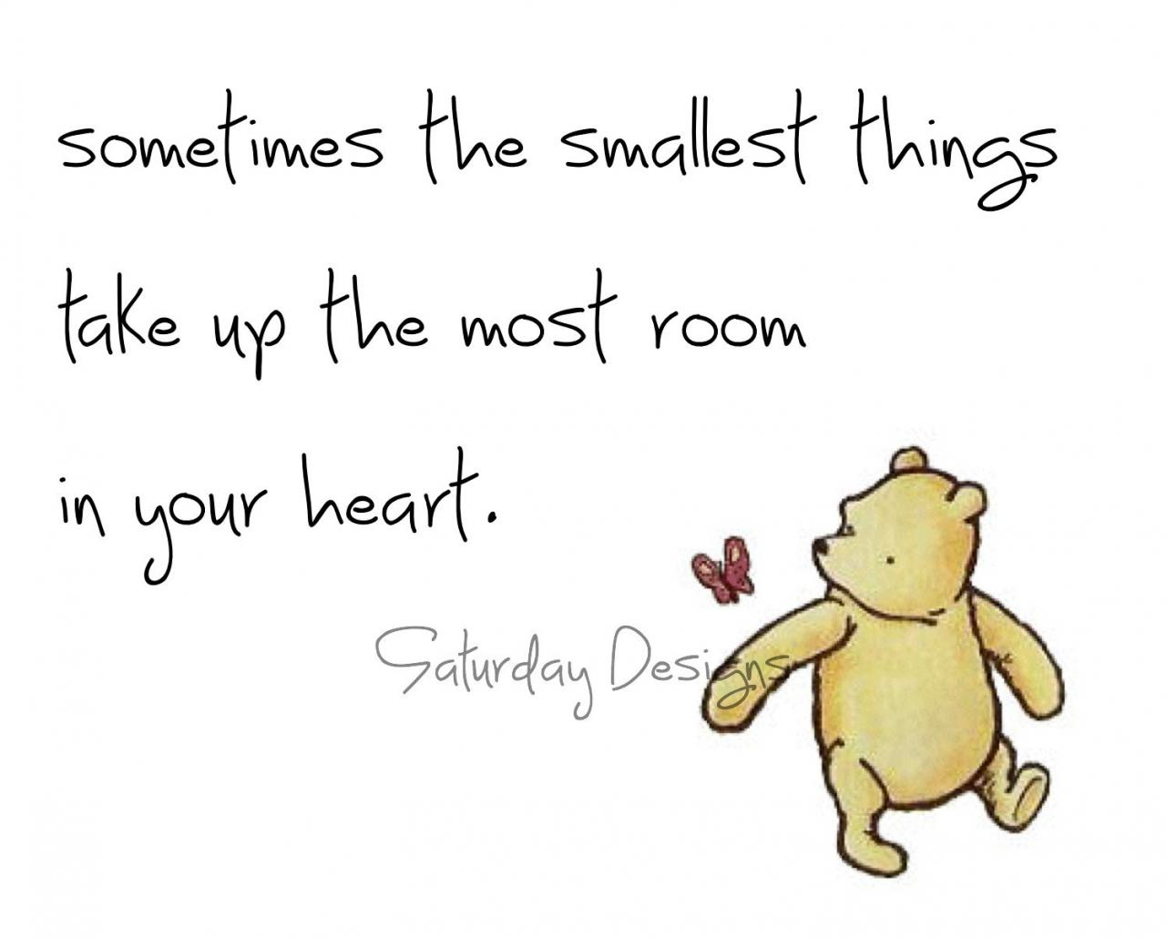 P Os Of The Winnie The Pooh Love Quotes