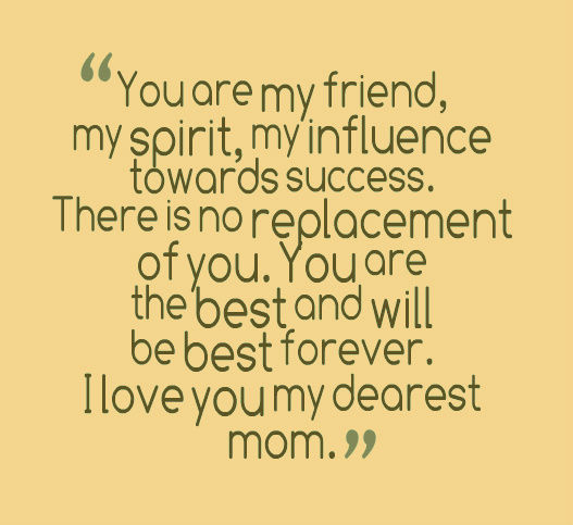 I Love You Mom Quotes Unique Love Quotes Images Love Quotes For Mom Who Has Just