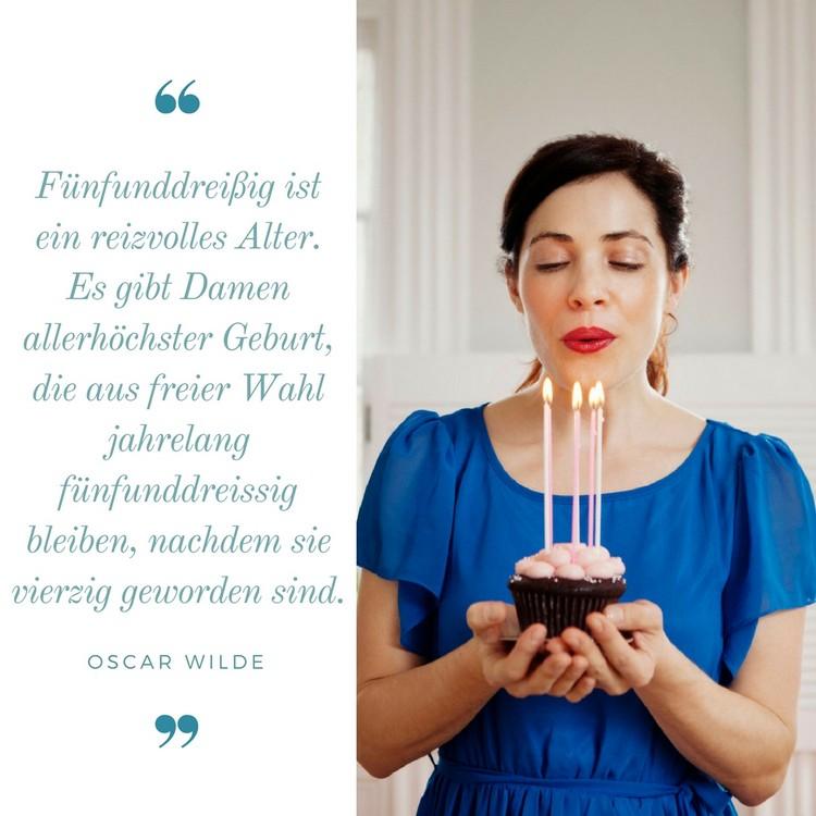 Zitate Geburtstag Lustig Frauen Oscar Wilde  Zitate Zum Geburtstag Aphorismen Und Weisheiten Zum Nachdenken