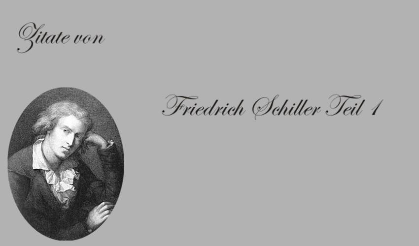 Schiller Zitat Geist Wunsche Fur Geburtstag