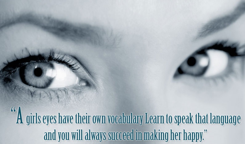 Beautiful Girls Eyes Quotes Quotesgram