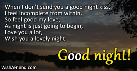 Best Good Night Messages Quote Addicts