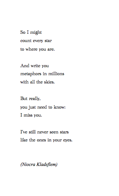 Missing You Poetry Tumblr Google Search Nana  C B Sickness Quotesrandom Quoteslove