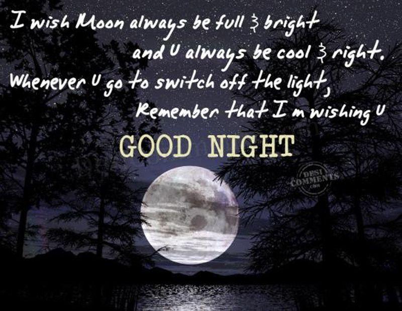 Goodnight Love Quotes Romantic Quotes For Him