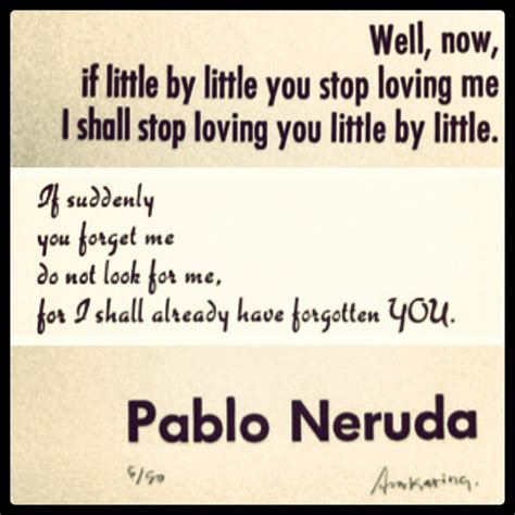 Fast Neruda Quotes In Spanish And English