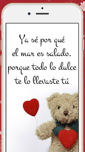Love Quotes In Spanish Romantic Pictures With Messages To Conquer Premium On The App Store