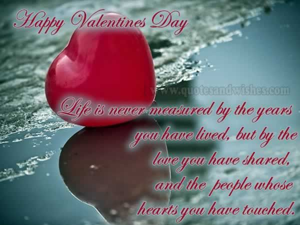 Cute Happy Valentines Day  Picture Quotes