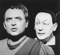 Faust Und Sein Schatten Mephisto