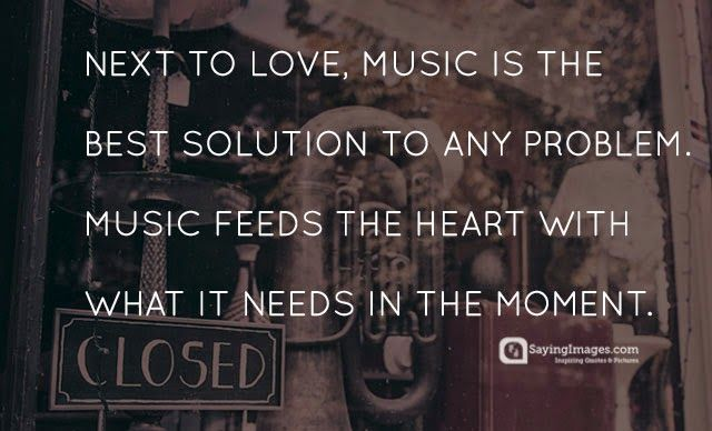 Powerful Music Quotes To Feed Your Soul Sayingimages Com