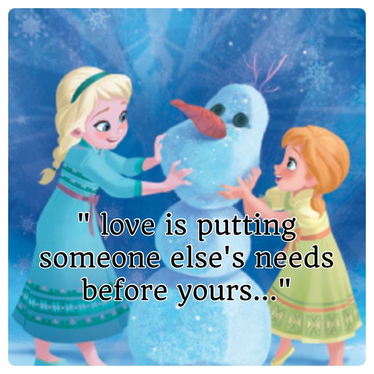 Frozen Movie Quotes Quotesgram