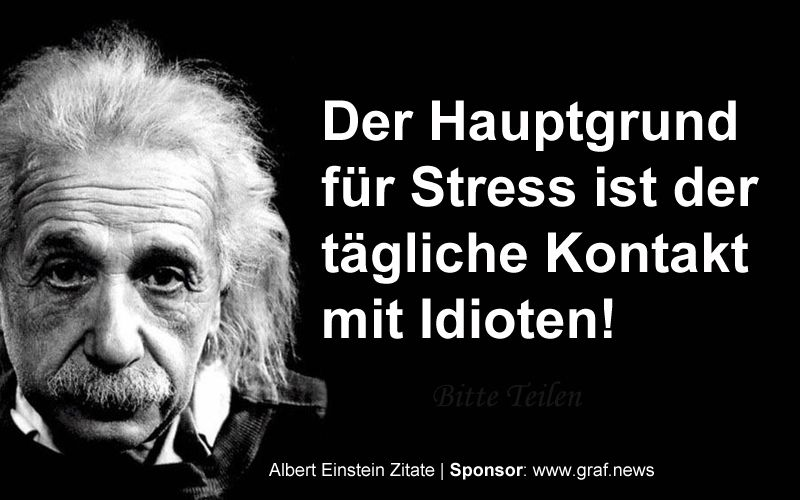Albert Einstein Spruche Zum Nachdenken