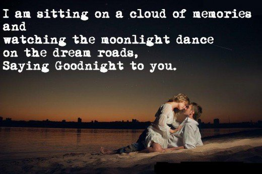 Sweet Goodnight My Love Quotes