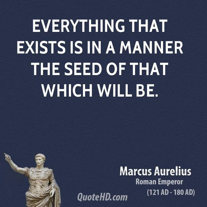 Marcus Aurelius Quote Shared From Www Quotehd Com