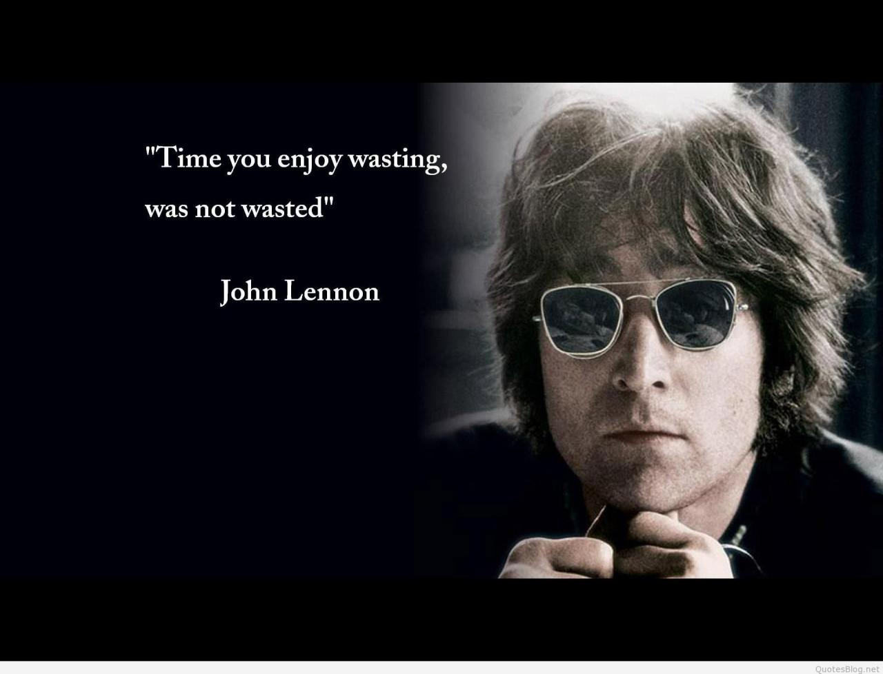 John Lennon Quotes X