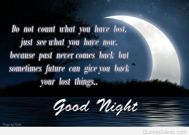 Wall Quotes Goodnight  Best Good Night Quotes