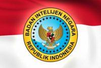 Formasi dan Jabatan CPNS 2018 Badan Intelijen Negara
