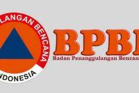 Formasi dan Jabatan CPNS 2018 Badan Nasional Penanggulangan Bencana