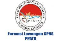 Formasi dan Jabatan Pusat Pelaporan dan Analisis Transaksi Keuangan