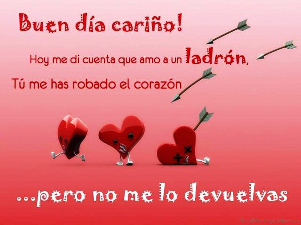 Morning Love Quotes In Spanish Hover Me