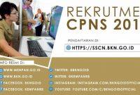 Jam 13.00 WIB Web SSCN.BKN.go.id Mulai Dapat Diakses oleh Pelamar CPNS 2018
