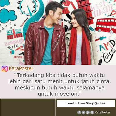 Kutipan London Love Story