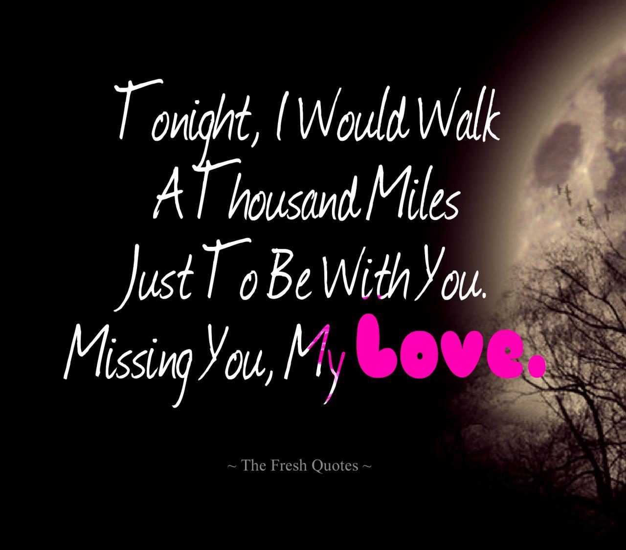 Romantic Good Night Love You Quotes
