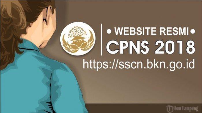 Tanggal 19 September 2018 Pendaftaran CPNS 2018 Dibuka Buruan Siapkan Perlengkapan