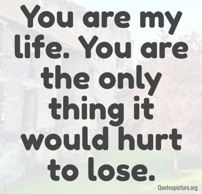 Emotional Sad Love Pictures Quotes For Him