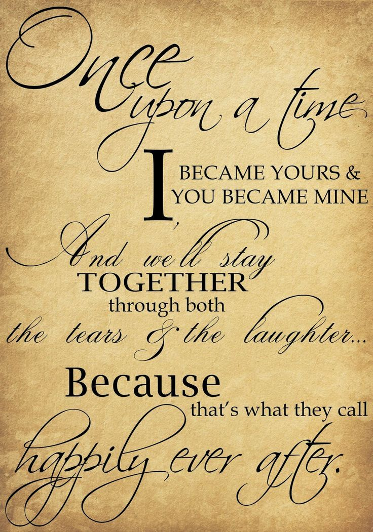 Love Quotes For Weddings New Beautiful Wedding Quotes About Love Once Upon A Time I Became
