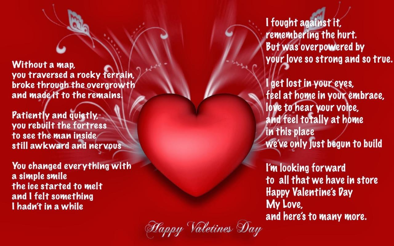 Best Valentine Message To My Wife Valentines Day Love Quotes For Her  Wife On Valentine S