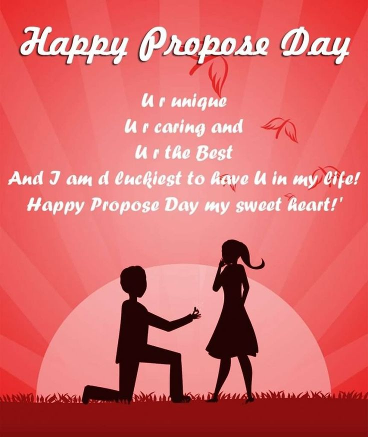 Cute Propose Day Images