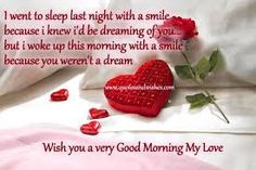 Good Morning Wishes Sms For Him