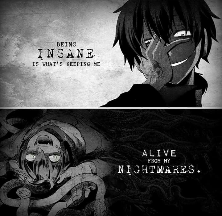 True So True For Me Anime Quotes Pinterest Anime Zitate Zitat Und Anime