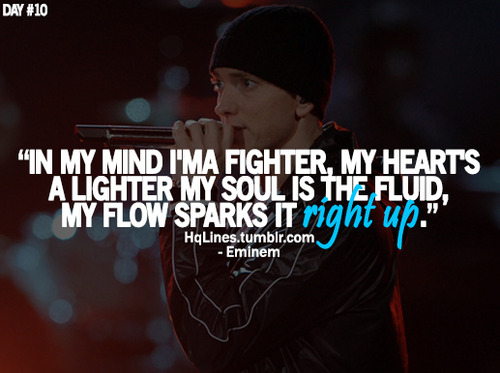 Eminem Sayings Quotes Hqlines Love