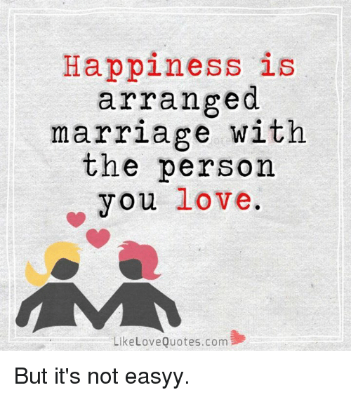 Love Marriage Arranged Marriage Quotes Hover Me Inspiration Love Marriage Quotes