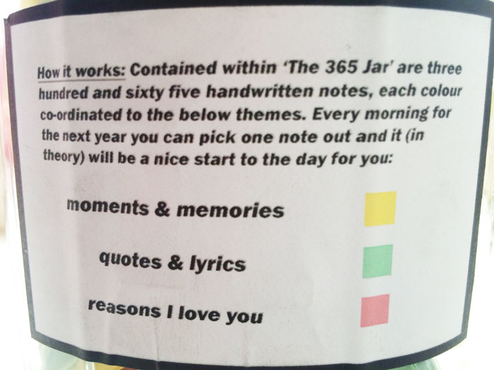 365 Love Quotes In A Jar For Him Hover Me