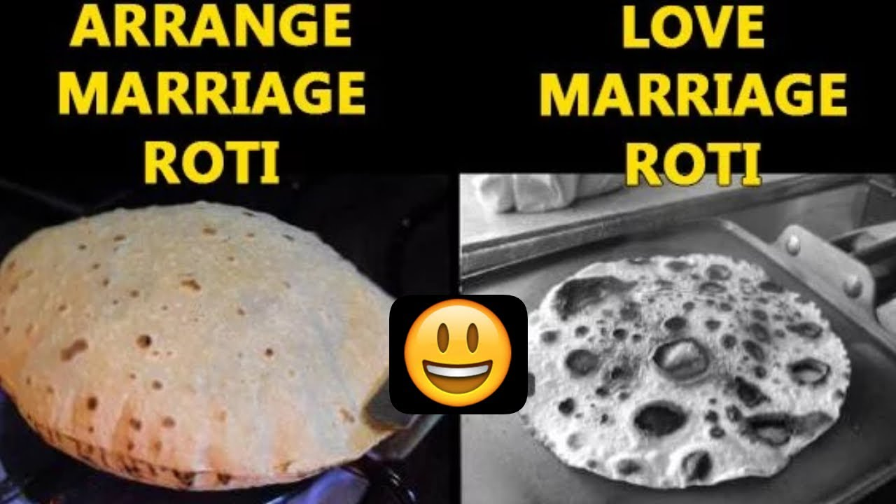 Love Marriage Vs Arranged Marriage Funny Latest