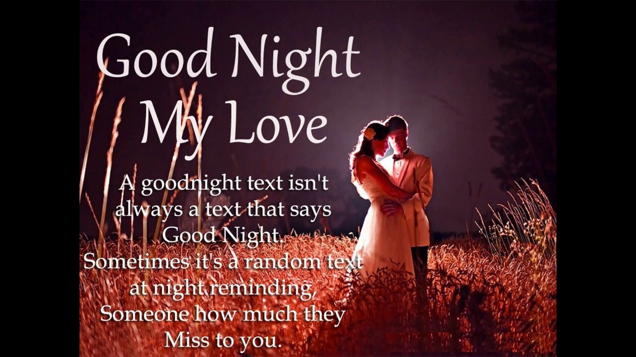 Good Night My Love Quotes Pictures P Os Images And Pics For