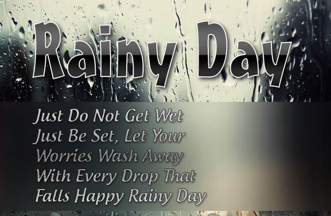 Best Rainy Day Status For Whatsapp