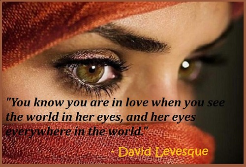 Short Cute Quotes On Eyes