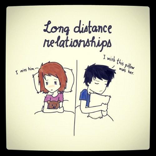 Long Distance Love Messages For Boyfriend