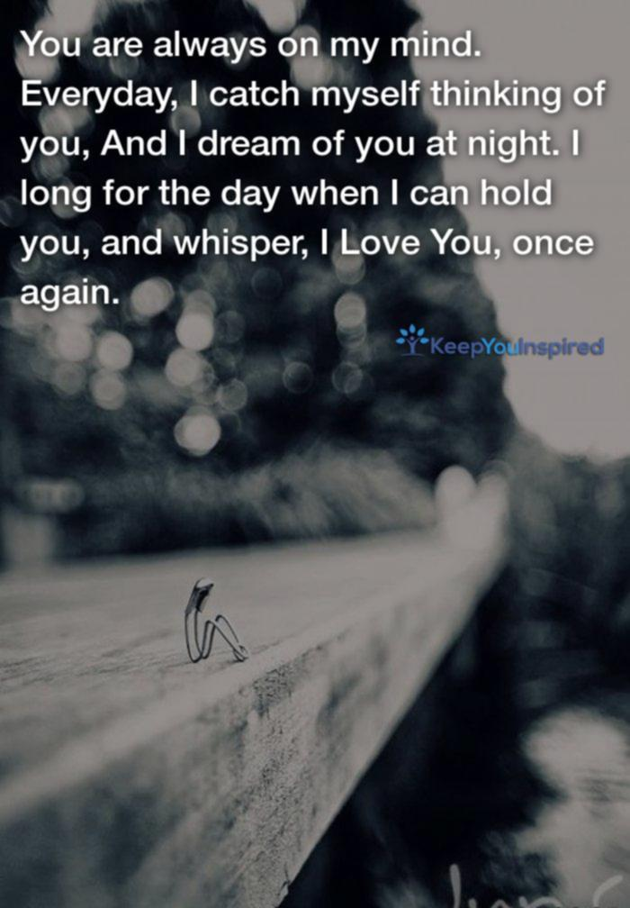 Unknowns Long Distance Relationship Quotes