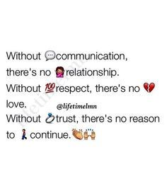 Relationship Quotes With Emojis Tumblr Google Search