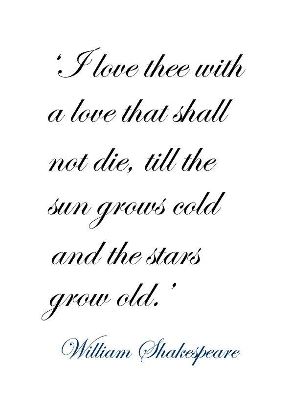 Home Shakespeare Quotes Tattoosshakespeare Love