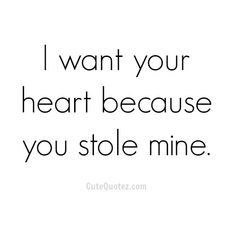 Cute Love Quotes For Him From The Heart Google Search  C B Crush Quotes For Herlove