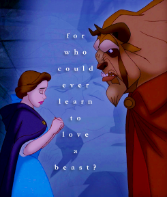 For Who Could Ever Learn To Love A Beast A Disney Love Affair Pinterest Beast Learning And Disney Pixar