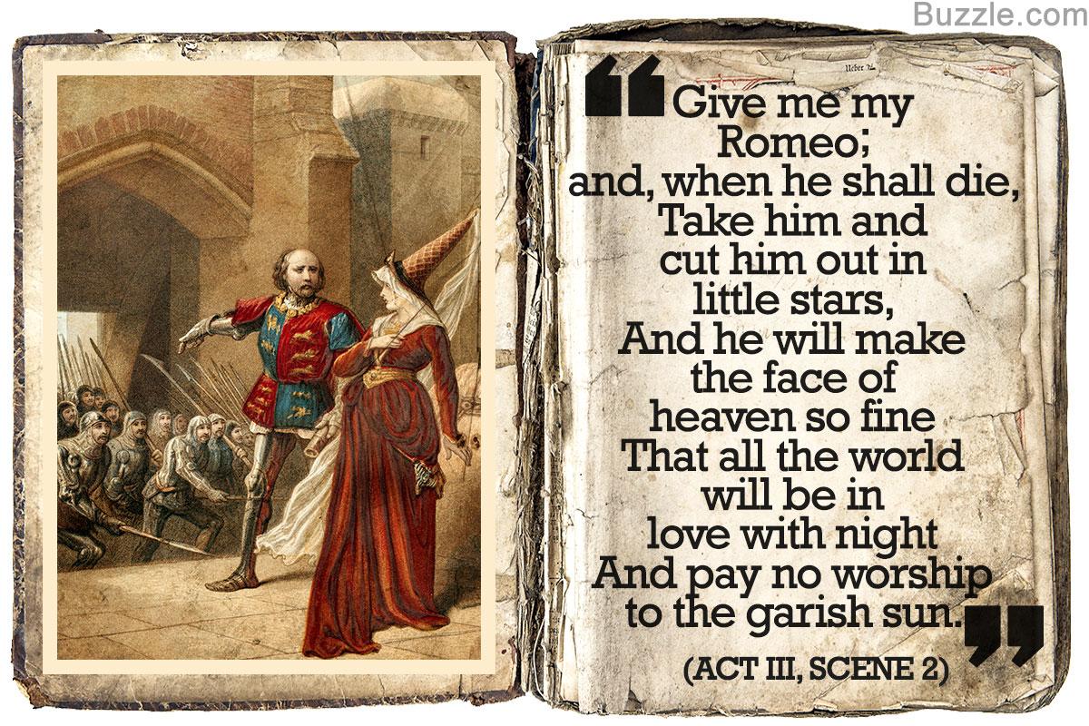 Romeo Juliet Act Iii Scene