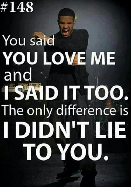 Drake Song Lyrics Quotes  You